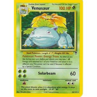 Pokemon Legendary Collection Single Venusaur 18/110