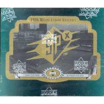 1996 Upper Deck SPx Baseball Hobby Box