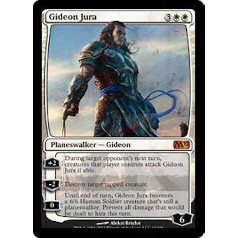 Magic the Gathering 2012 Single Gideon Jura Foil