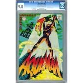 Aquaman #42 CGC 9.0 (OW-W) *1029047005*