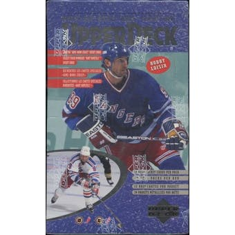 1996/97 Upper Deck Series 2 Hockey Hobby Box