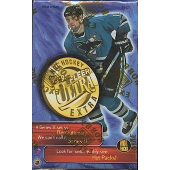 1995/96 Fleer Ultra Series 2 Hockey Hobby Box