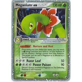 Pokemon Unseen Forces Single Meganium ex 106/115