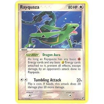 Pokemon Deoxys Single Rayquaza 22/107