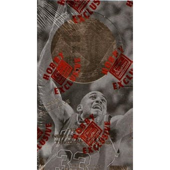 1995/96 Skybox E-XL Basketball Hobby Box