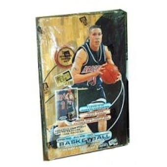 1998/99 Press Pass Basketball Hobby Box