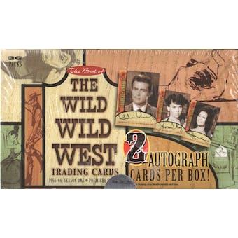 The Best of The Wild Wild West: 1965-66 Season One Box (Rittenhouse 2000)
