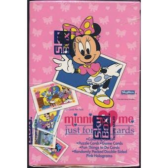 "Minnie ""N"" Me Hobby Box (1992 Impel)"