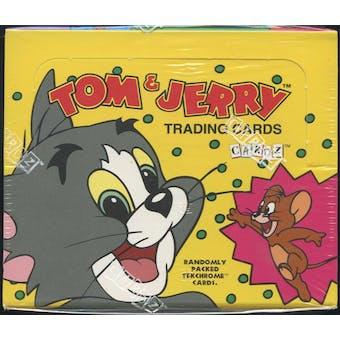 Tom and Jerry Wax Box (1993 Cardz)