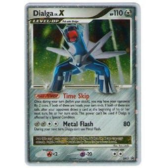 Pokemon Diamond & Pearl Single Dialga lv. X DP37 - NEAR MINT (NM)