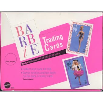 1990 Barbie Hobby Box (Mattel)