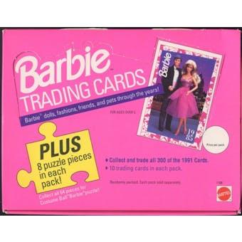 1991 Barbie Hobby Box (Mattel)