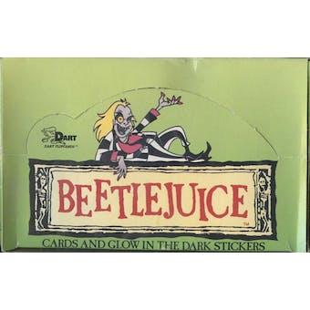 Beetlejuice Wax Box (1990 Dart)