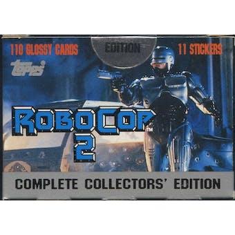 Robocop 2 Factory Set (1990 Topps)