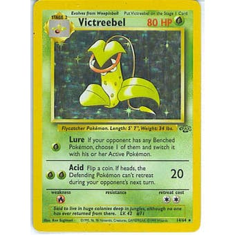 Pokemon Jungle Single Victreebel 14/64