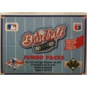 1991 Upper Deck Hi # Baseball Jumbo Box