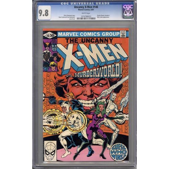 Uncanny X-Men #146 CGC 9.8 (W) *1074788022*