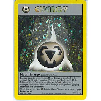 Pokemon Neo Genesis Single Metal Energy 19/111