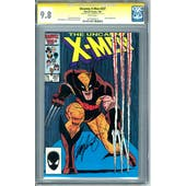 Uncanny X-Men #207 CGC 9.8 Chris Claremont Signature Series (W) *1077629013*
