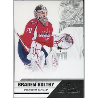 2010/11 Panini All Goalies #89 Braden Holtby 100 Card Lot