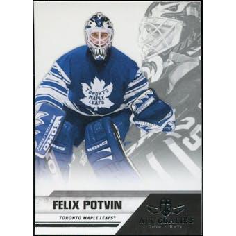 2010/11 Panini All Goalies #97 Felix Potvin 100 Card Lot