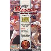 1998 Bowman Series 1 Baseball Hobby Box