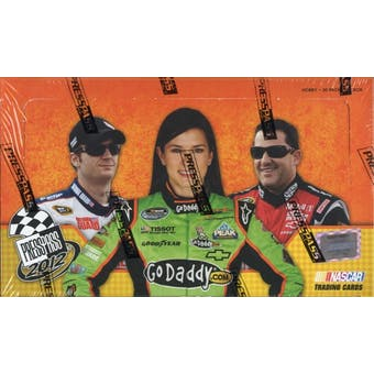 2012 Press Pass Racing Hobby Box