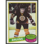 1980/81 Topps Hockey Complete Set (EX) (Scratched)