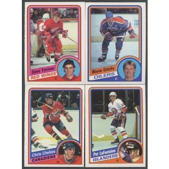 1984/85 O-Pee-Chee Hockey Complete Set (NM-MT)