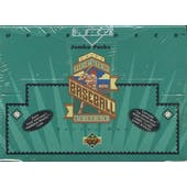 1993 Upper Deck Series 1 Baseball Retail Jumbo Box (Reed Buy)