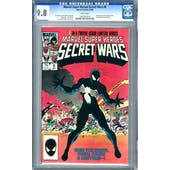 Marvel Super Heroes Secret Wars #8 CGC 9.8 (W) *1097567015*