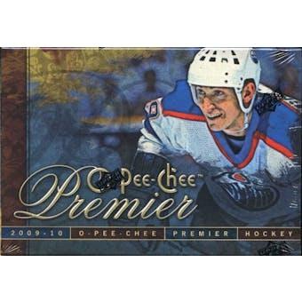 2009/10 Upper Deck O-Pee-Chee Premier Hockey Hobby Box