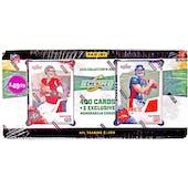 2010 Score Football Factory Set (Box) (2 Memorabilia Cards Per Set!)