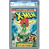 X-Men #101 CGC 9.2 (W) *1100200001*