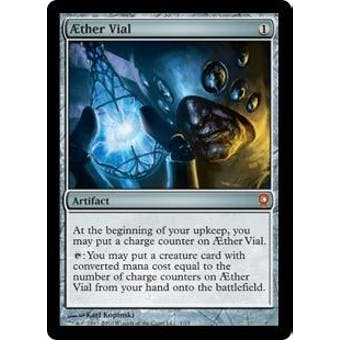 Magic the Gathering From the Vault: Relics Single Aether Vial Foil