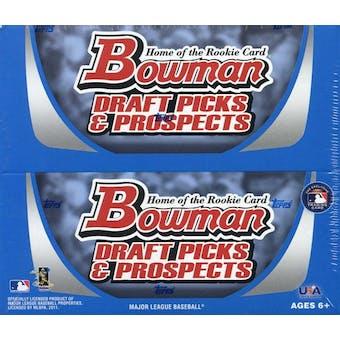 2011 Bowman Draft Picks & Prospects Baseball 24-Pack Box