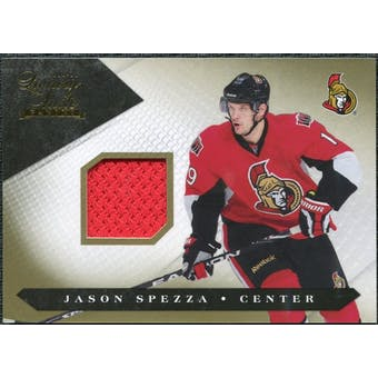 2010/11 Panini Luxury Suite Gold #49 Jason Spezza Jersey /10