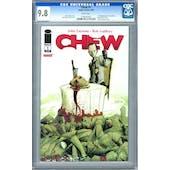 Chew #1 CGC 9.8 (W) *1108191001*
