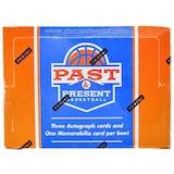 2011/12 Panini Past & Present Basketball Hobby Box