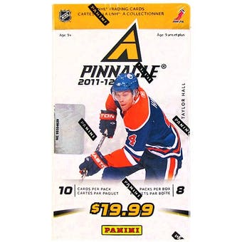 2011/12 Panini Pinnacle Hockey 8-Pack Box