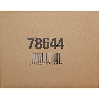 2011/12 Upper Deck Exquisite Basketball Hobby 3-Box Case
