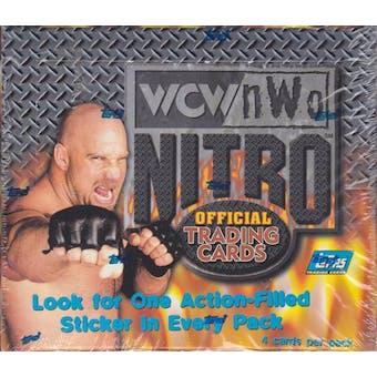 WCW/NWO Nitro Retail Box (Topps)