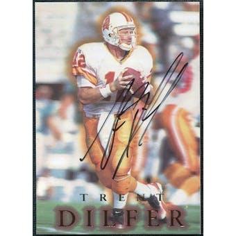1996 SkyBox Premium Autographs #A1 Trent Dilfer