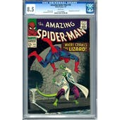 Amazing Spider-Man #44 CGC 8.5 (W) *1127709008*