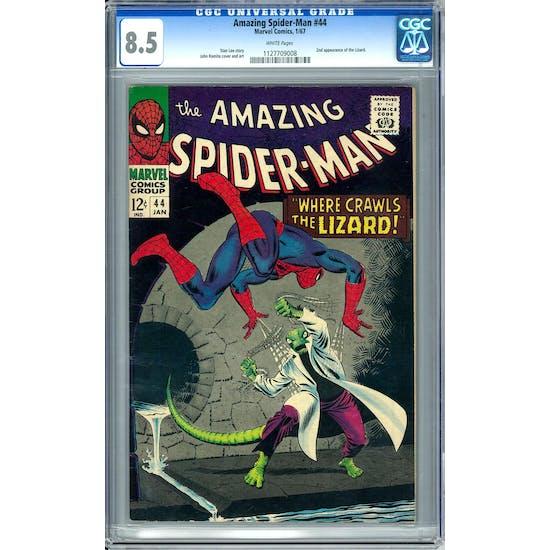 Amazing Spider-Man #44 CGC 8.5 (W) *1127709008*