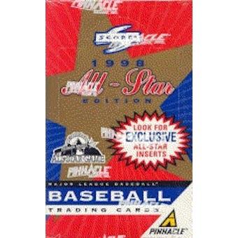 1998 Score All-Star Edition Baseball Hobby Box