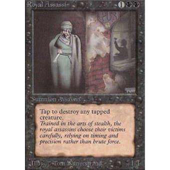 Magic the Gathering Beta Single Royal Assassin - NEAR MINT (NM)