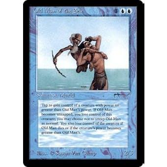 Magic the Gathering Arabian Nights Single Old Man of the Sea - HEAVY PLAY (HP)