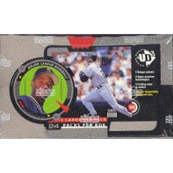 1998 Upper Deck UD3 Baseball Hobby Box