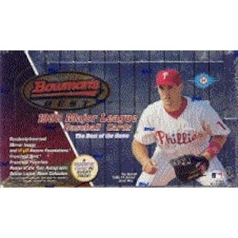 1999 Bowman's Best Baseball Hobby Box